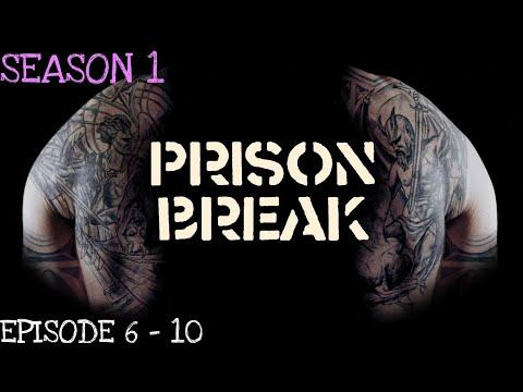 PRISON BREAK SEASON 1 | EP 6 7 8 9 10 | EXPLAINED IN TAMIL