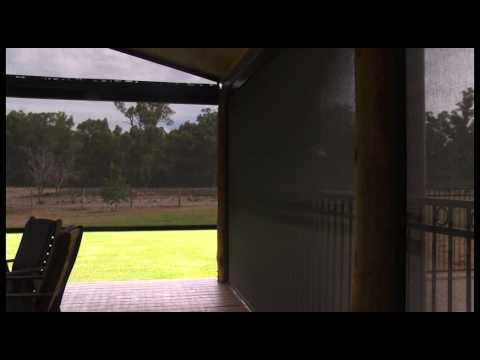 WeatherSafe SlideTrack Blinds