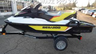 8. 2014 SEA-DOO WAKE PRO 215 for sale in Angola, IN