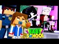 Minecraft Baby School  Evil Teacher Is Caught On Secret Camera Bullying The Kids  Roleplay