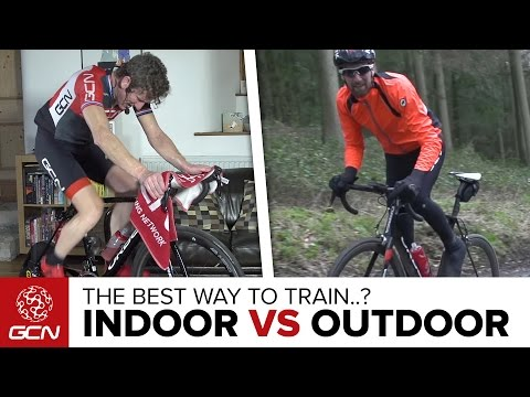 Indoor Vs Outdoor, Which Is The Best Cycle Training? (видео)