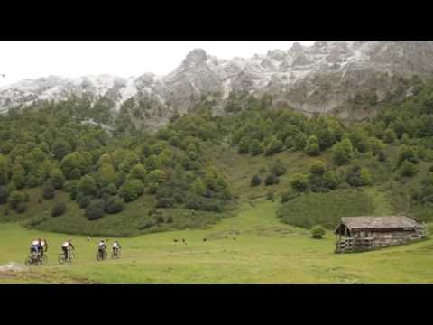 Asturias en mountain bike