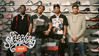 Video Migos Goes Sneaker Shopping with Complex MP3, 3GP, MP4, WEBM, AVI, FLV Juli 2018