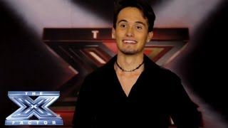 Yes, I Made It! Angelo Molineri - THE X FACTOR USA 2013