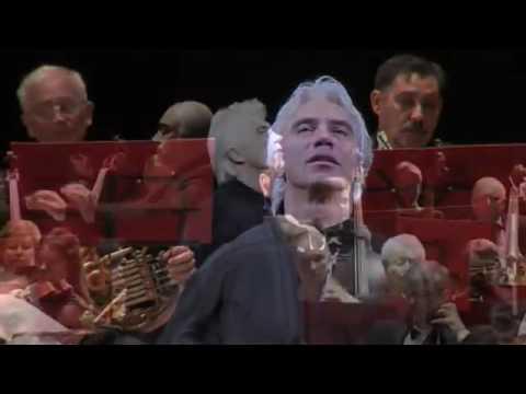 """Aleko's Cavatina; """"Ves' tabar spit""""; Dmitri Hvorostovsky; Rachmaninoff"""