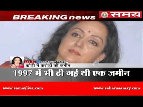 Hema Malini in the witness box