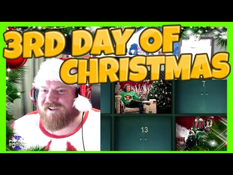 3RD DAY OF CHRISTMAS HOME FREE Full Of Cheer