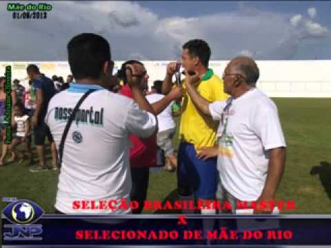 Master do Brasil empata em 2x2 com Mãe do Rio no Pará