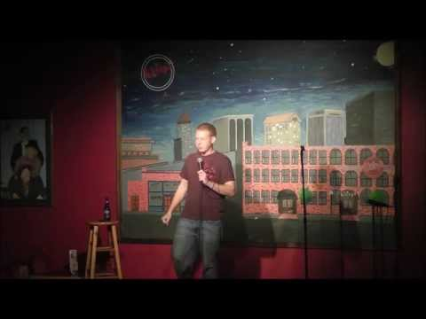 Nick Mathes at Wileys Comedy Club