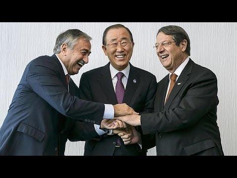 Ελβετία: Εβδομάδα κρίσιμων διαπραγματεύσεων για το Κυπριακό – null