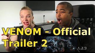 Video VENOM - Official Trailer 2 (HD) (REACTION 🔥) MP3, 3GP, MP4, WEBM, AVI, FLV Oktober 2018