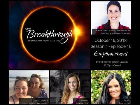 The Breakthrough: Season 1 - Episode 16