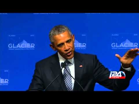Obama warns the world