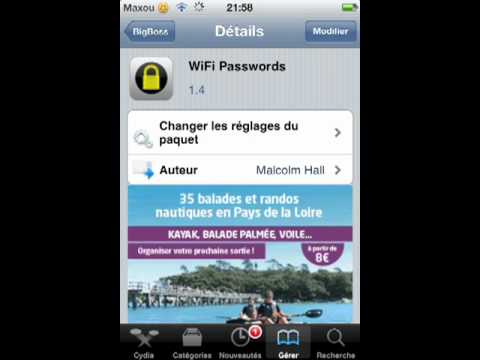 comment trouver cle wifi orange