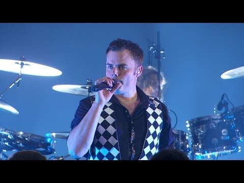 The Queen Extravaganza - Under Pressure (Live at Montreux 2016) (видео)