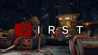 Gears of War 4 'Lift' Multiplayer Map Flythrough - IGN First by IGN