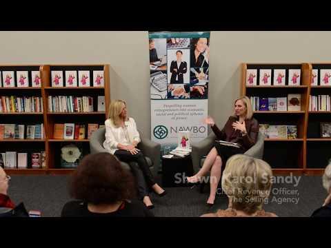 Shawn Karol Sandy, of The Selling Agency, Interviews Joy Mangano about