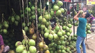 Incredible Big fruits Market in side of main road of Mirpur One Section Dhaka Bangladesh. Here have more than 100 fruits shop and have more than 200 fruits item of local and foreign. All fruits here are very fresh and you can buy any kind of fruits within very low rate. Most of the fruits sale per KG 60-150 BDT ( 0.8 to 2.00 USD). This place called street fruits market of Mirpur. Please subscribe & share our video if you like.