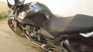 8. Moto Guzzi Breva 750 issue solved