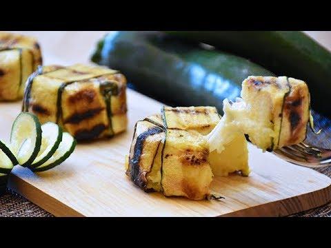 tortino di patate filanti e zucchine - ricetta