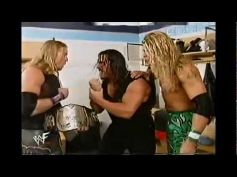 Rhyno debut in WWF