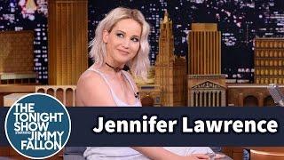 Video Jennifer Lawrence Told a Press Room Kim Basinger Died MP3, 3GP, MP4, WEBM, AVI, FLV September 2018