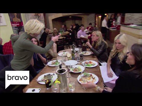 RHONY: Was Dorinda Medley a Part of Tipsy Girl? (Season 9, Episode 13) | Bravo