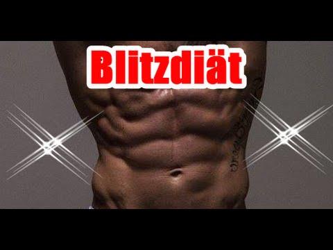 [Video] Schmale Schulter Fitness – Blitzdiät – wenn's plötzlich schnell gehen muss