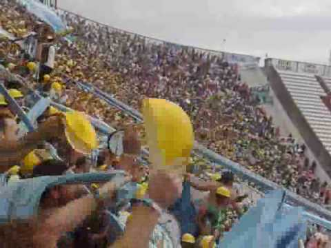 Video - El Aguante Racing 0 vs independeinte 2.rojo para que queres - La Guardia Imperial - Racing Club - Argentina