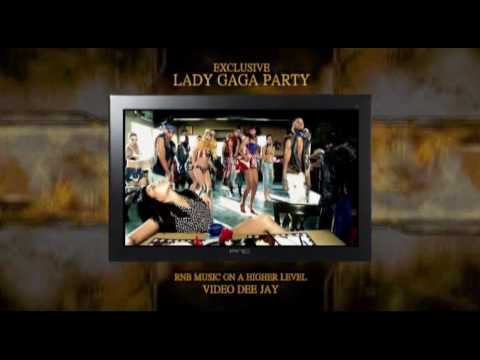 Lady Gaga feat. Beyonce - Telephone Peaches and Cream @ Pink! The Club - Lady Gaga Party