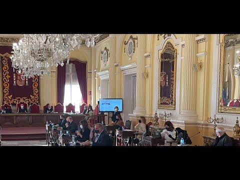 Sesión - Pleno de Control