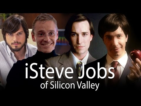 iSteve Jobs of Silicon Valley