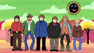 The Beach Boys SMiLE Sessions - Heroes and Villains Music Video