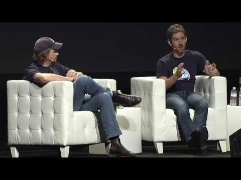 A fireside chat with Atlassian's Scott Farquhar and Mike Cannon-Brookes