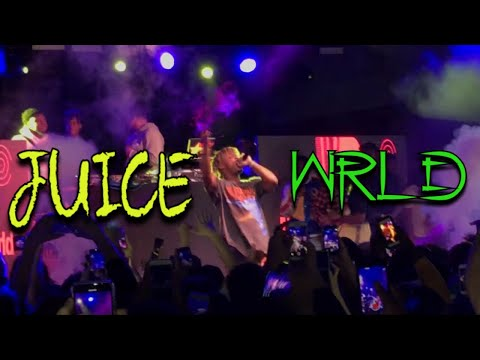 JUICE WRLD LIVE IN ARIZONA!!