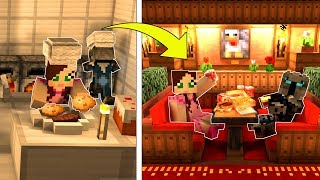 Minecraft: MCDONALDS TYCOON! (SELL FAST FOOD & MAKE MONEY!) Modded Mini-Game by PopularMMOs