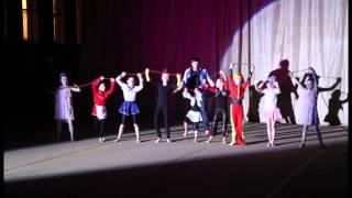 Новогоднее представление 27.12.2014 (вечер)