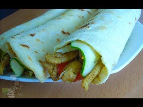 Chicken Shawarma   how to make Shawarma   Nigerian food recipes