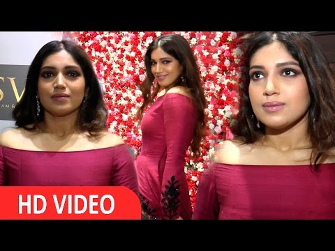 Bridal Preview By Sonam & Paras Modi Of Sva With Bhumi Pednekar