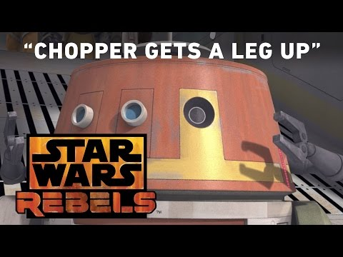 Star Wars Rebels 2.19 Clip
