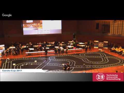 Carolo Cup 2017 - Live-Übertragung