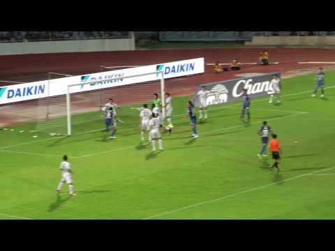 TERO TV GoalHIGHLIGHT Chonburi FC 2-2 BEC-TERO SASANA