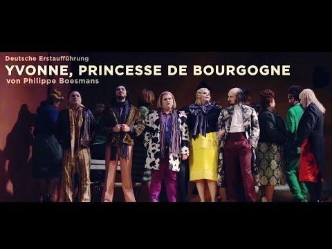 YVONNE, PRINCESSE DE BOURGOGNE von Philippe Boesmans - Premiere 25.03.2017