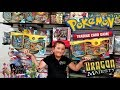 ONE OF THE BEST POKEMON BOXES EVER! THE NEW SALAMENCE GX DRAGON MAJESTY POKEMON CARD COLLECTION BOX!