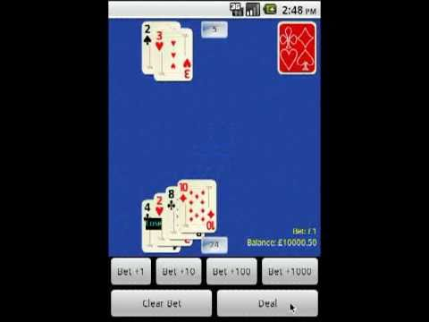 Video of Blackjack Challenge Free