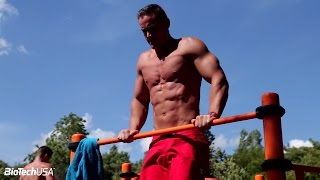 Street workout gyakorlatok Magosi Zsomborral 1. rész
