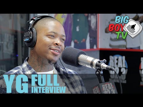 YG FULL INTERVIEW | BigBoyTV