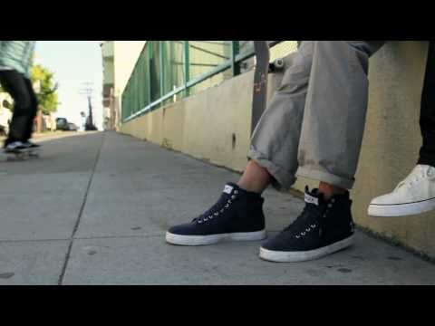 Video: HUF Footwear Commercial 012