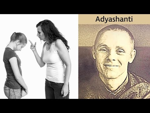 Adyashanti Video: Stop Blaming Your Unhappiness on Your Parents (or the Past)