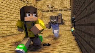 Video Granny Horror Game! (Full part & Bonus) [Minecraft Animation] MP3, 3GP, MP4, WEBM, AVI, FLV Mei 2019